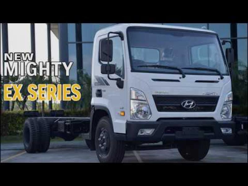 HYUNDAI MIGHTY EX8 SERIES