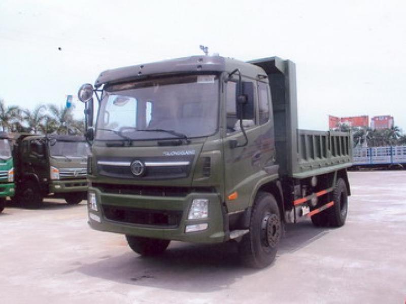 Xe ben Trường Giang 7t8 (7800kg) TG-DFM8.0B 4X2