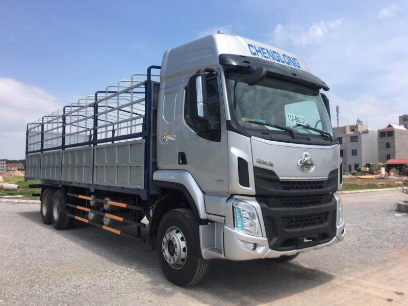 Xe tải Chenglong 3 chân 15 tấn