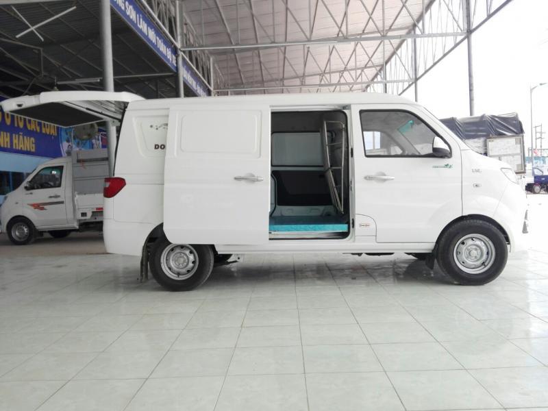 XE TẢI DONGBEN X30-V2S- 950KG TẢI VAN.