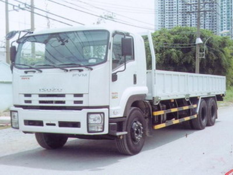 Xe tải ISUZU 15.3 tấn thùng lửng - FVM34T