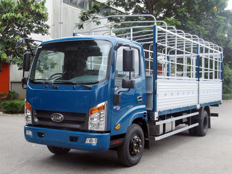 Xe Tải Veam 1.9 tấn thùng bạt 6.1m (VT260-1)