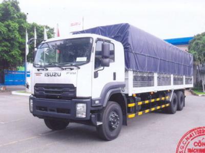 Xe tải ISUZU 14.5 tấn thùng mui bạt - FVM34W