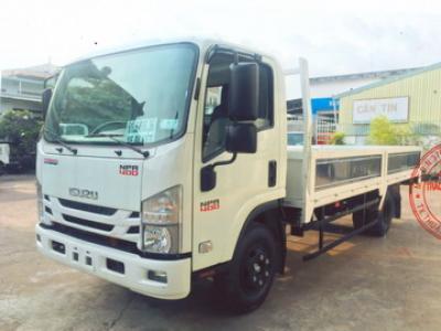 Xe tải ISUZU 3.49 tấn thùng lửng - NPR85K