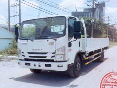 Xe tải ISUZU 5.2 tấn NQR75L thùng lửng