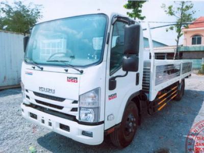 Xe tải ISUZU 5.2 tấn thùng lửng - NQR75M