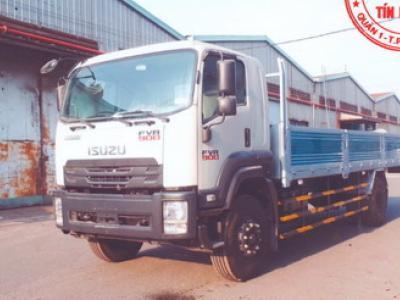 Xe tải ISUZU 8.5 tấn thùng lửng - FVR34Q