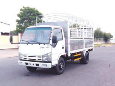 Xe Tải Isuzu NK650L - 3T5 Thùng Mui Bạt